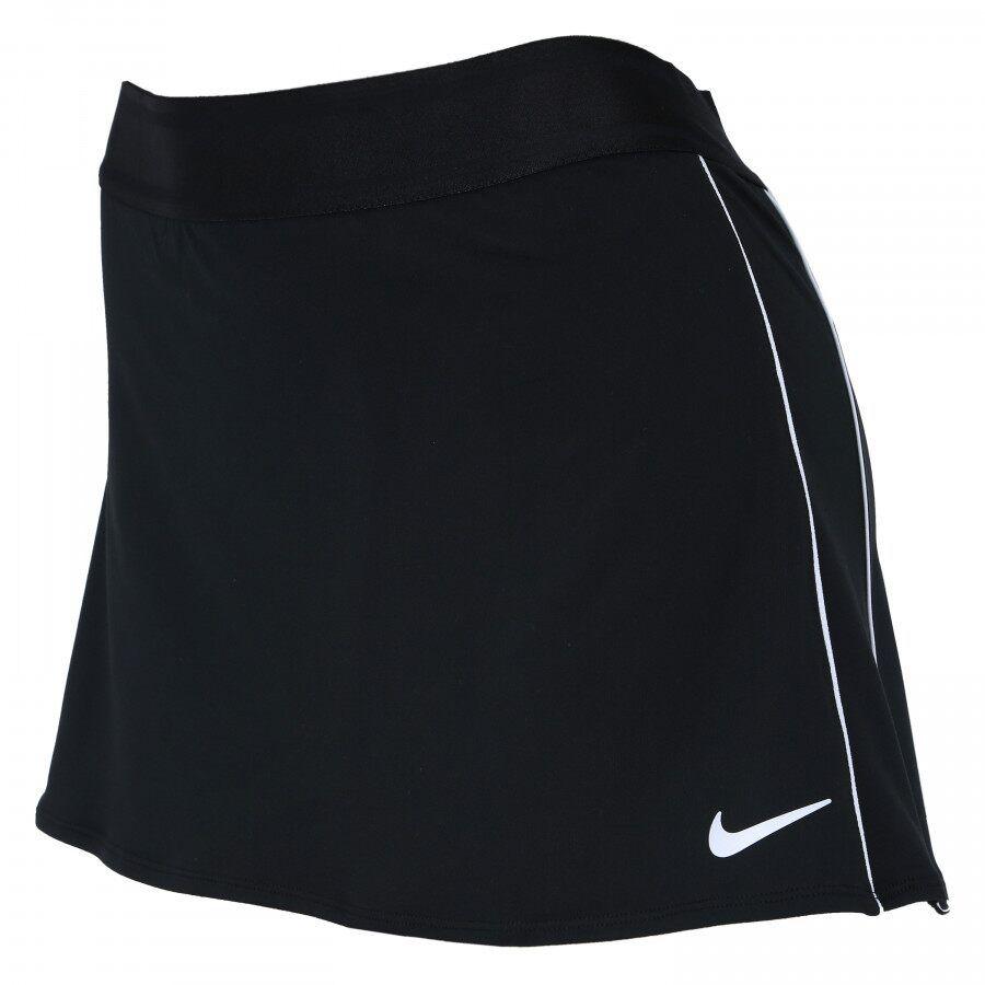 Saia Shorts Nike Dry NKCT STR Preta e Branca