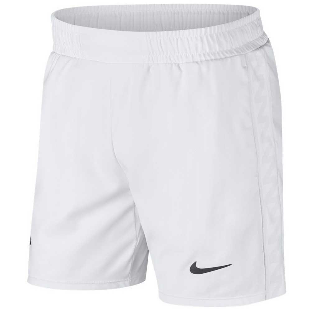 Shorts Nike Court Dri Fit Rafa 7in Branco