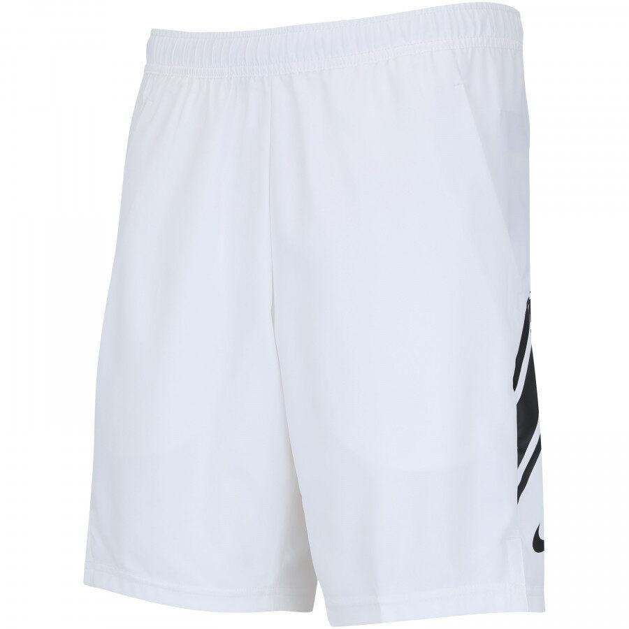 Shorts Nike Court Dry 9in Branco
