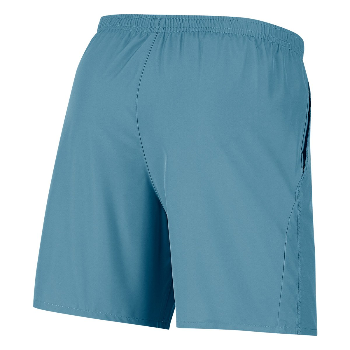 Shorts Nike Dry Fit 7in BF PO Azul Petróleo