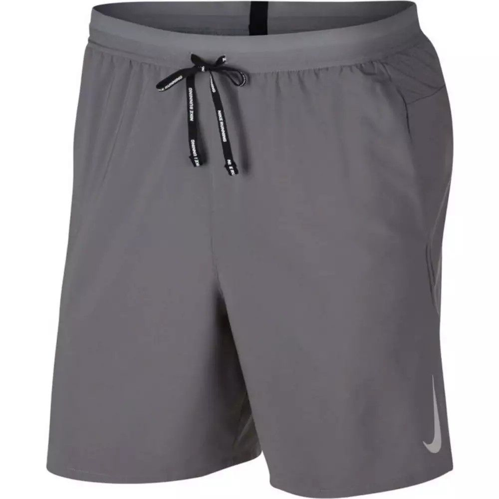 Shorts Nike Flex Stride 7in Cinza