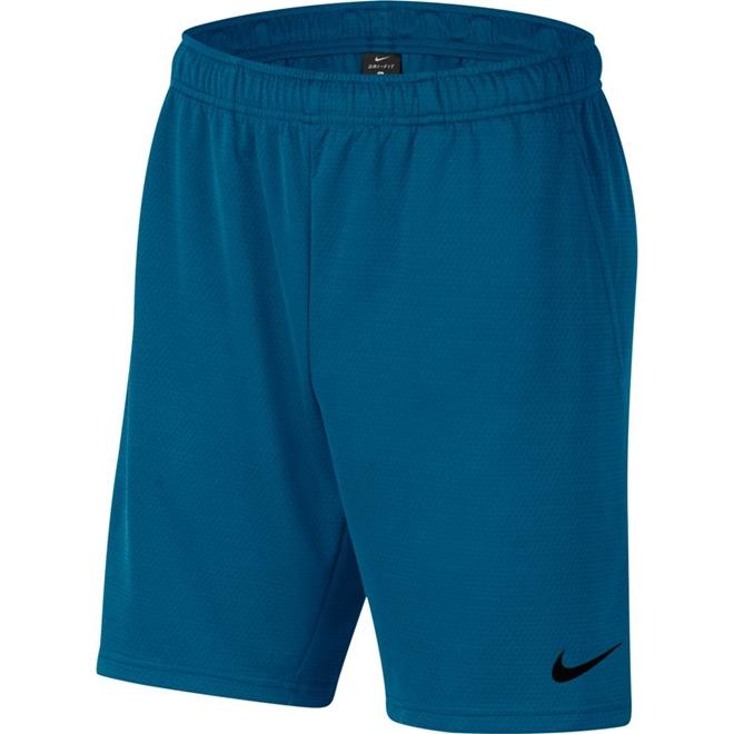 Shorts Nike Monster Mesh 5.0 Azul Petróleo e Preto - Masculino