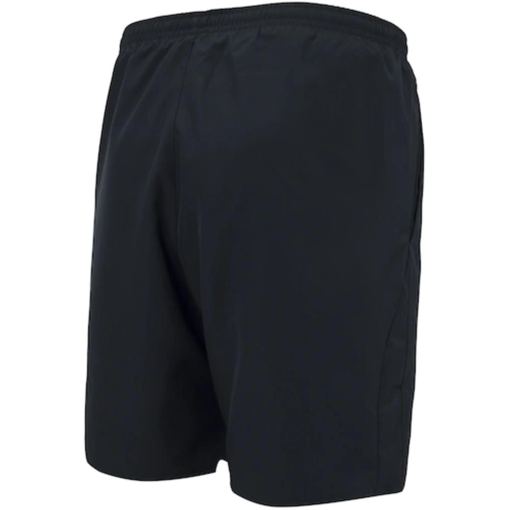 Shorts Nike Run 7in BF Preto e Branco - Masculino
