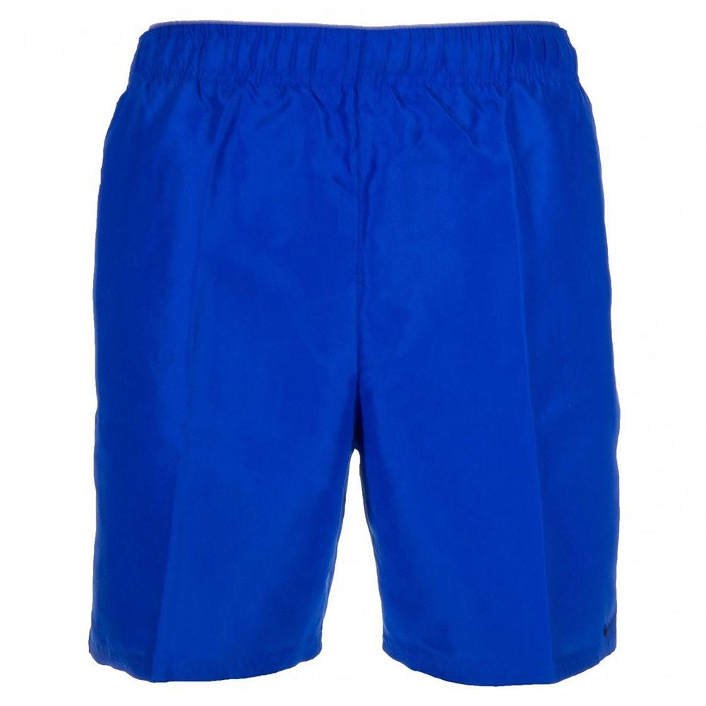 Shorts Nike Swim Volley 7 Azul e Preto