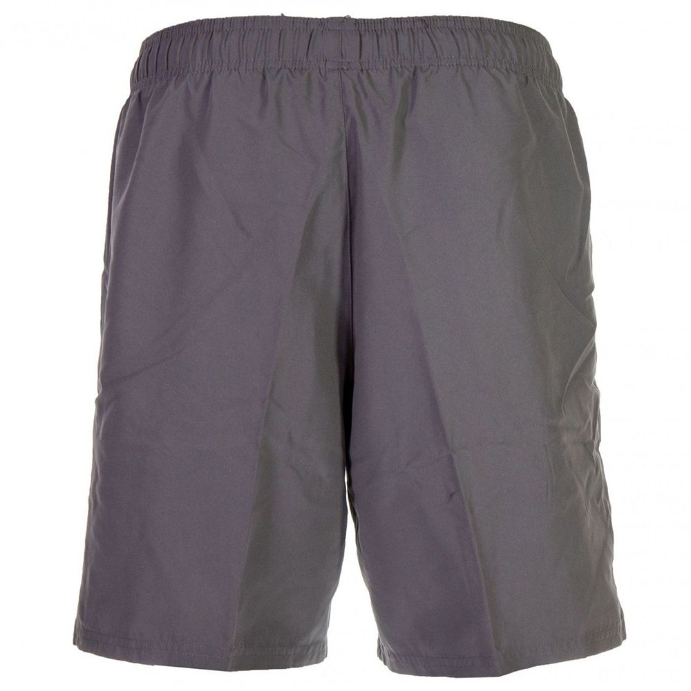 Shorts Nike Swim Volley 7 Cinza e Preto