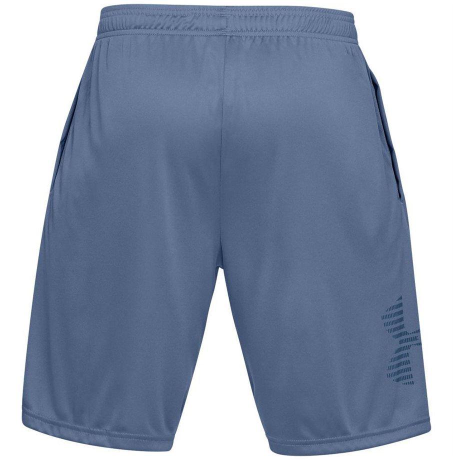 Shorts Under Armour Tech Graphic Azul Claro