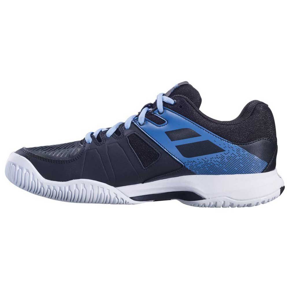 Tênis Babolat Pulsion All Court Preto e Azul