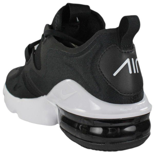Tenis Nike Air Max Infinity Preto e Branco