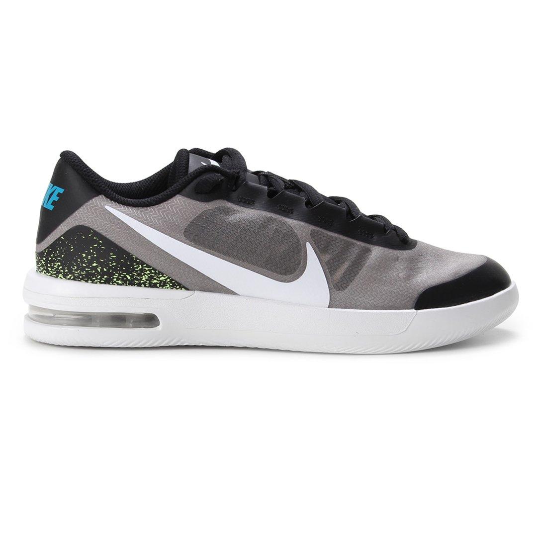 Tênis Nike Air Max Vapor Wing Cinza e Preto