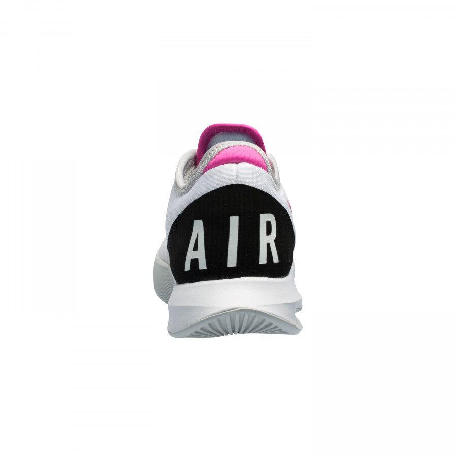 Tênis Nike Air Max Wildcard HC Branco e Rosa