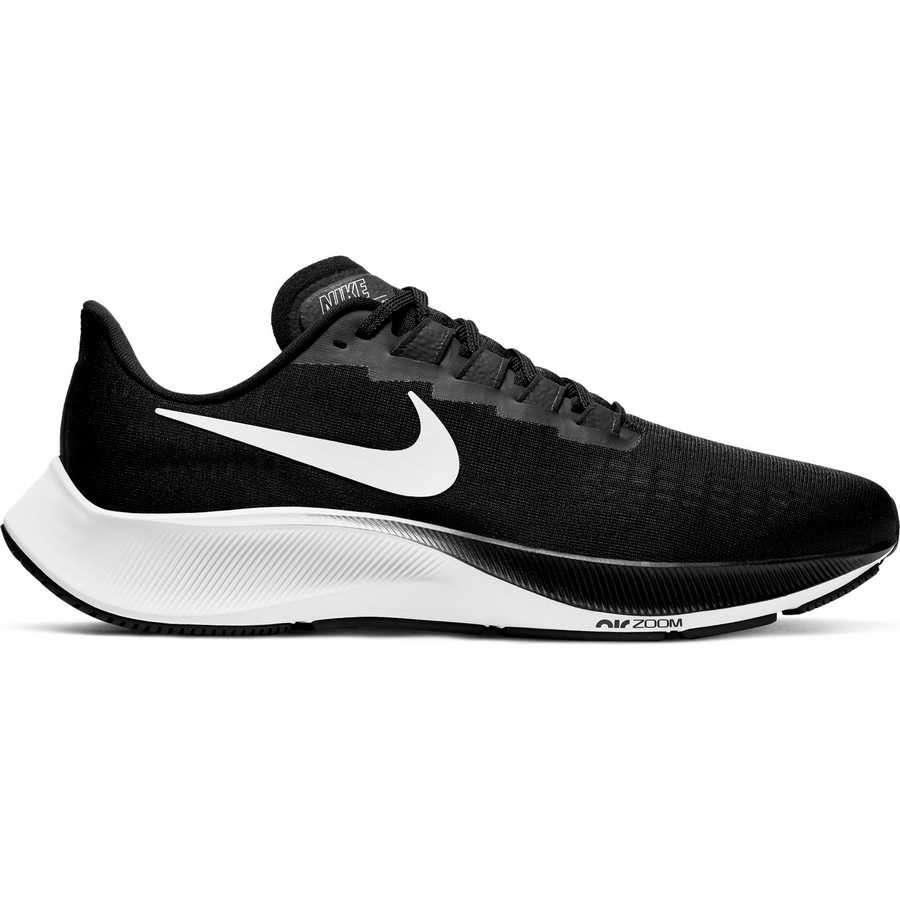 Tênis Nike Air Zoom Pegasus 37 Preto e Branco - Masculino