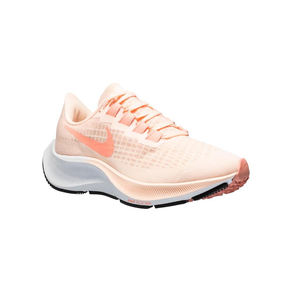 Tênis Nike Air Zoom Pegasus 37 Salmão - Feminino