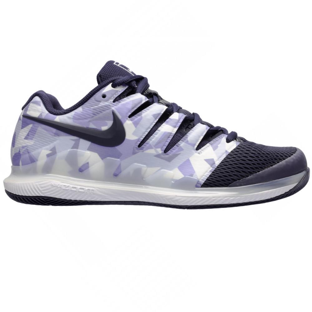 Tênis Nike Air Zoom Vapor 10 HC Azul e Branco