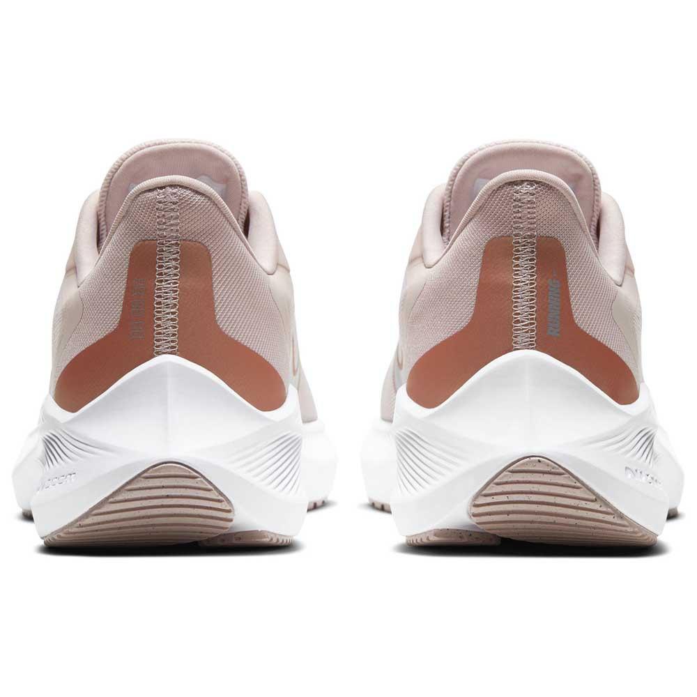 Tênis Nike Air Zoom Winflo 7 Rosa Claro - Feminino