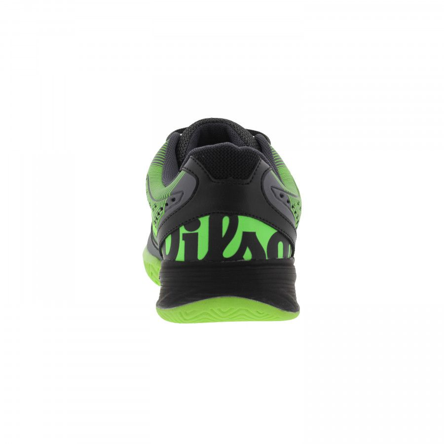 Tênis Wilson K Tour Cinza e Verde