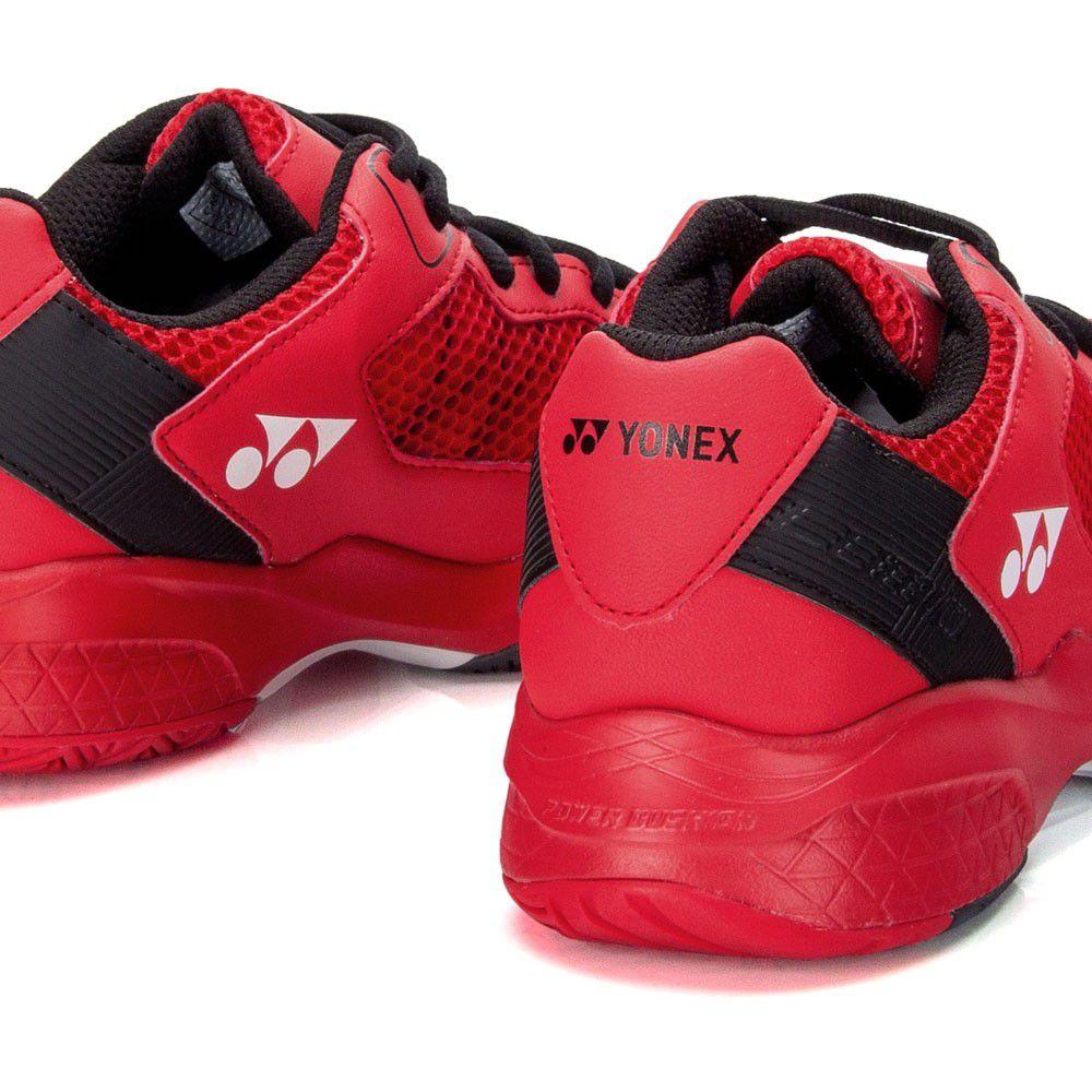 Tênis Yonex Power Cushion Lumio 2 All Court Vermelho