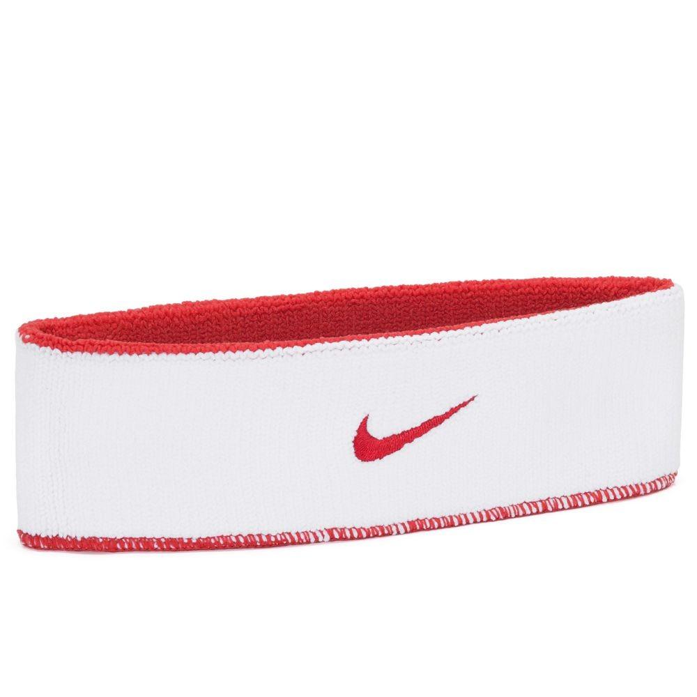 Testeira Nike Dri-Fit Home & Away Vermelha e Branca