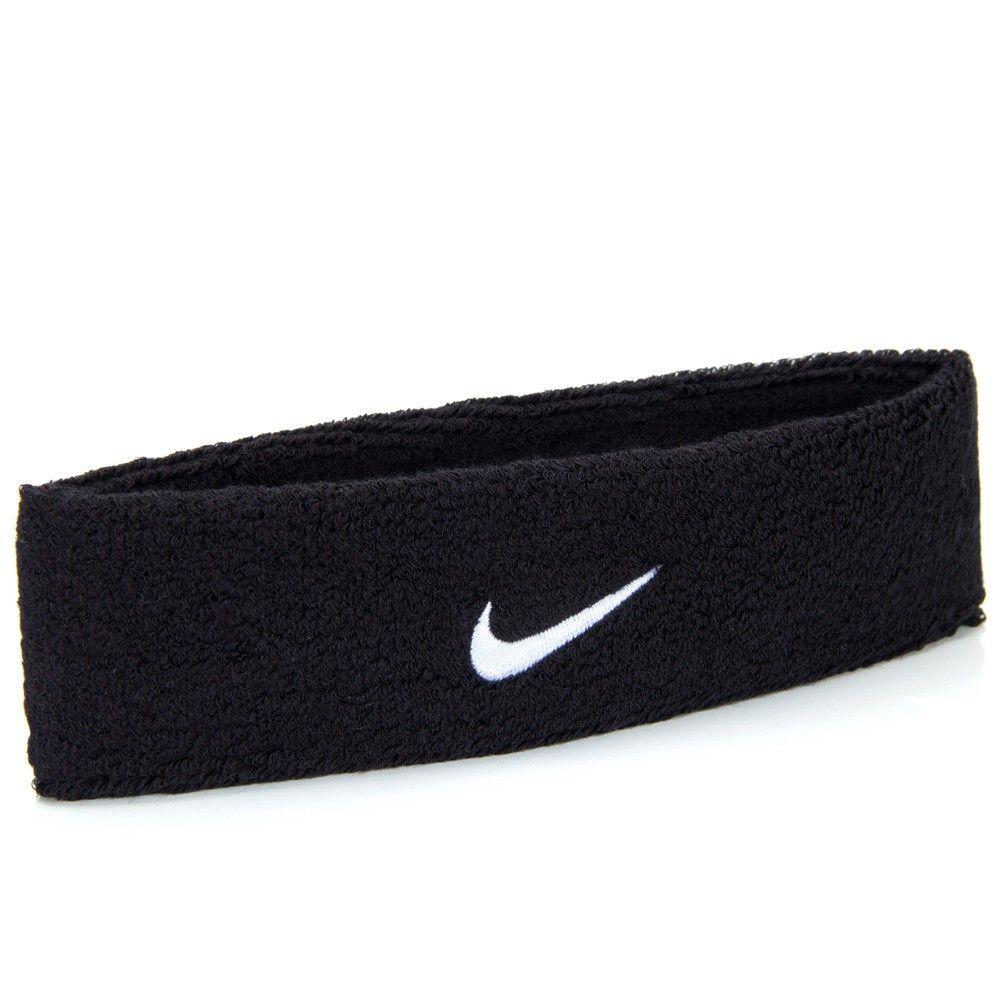 Testeira Nike Swoosh Preta