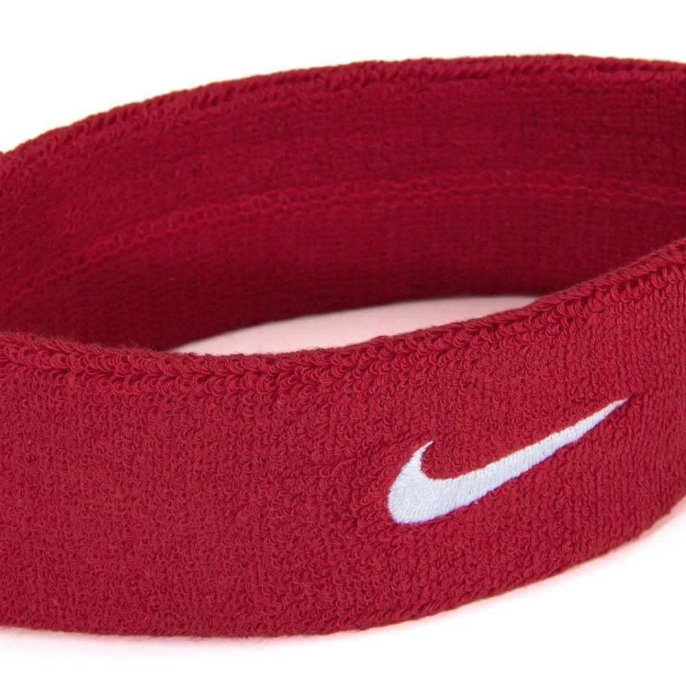 Testeira Nike Swoosh Vermelha
