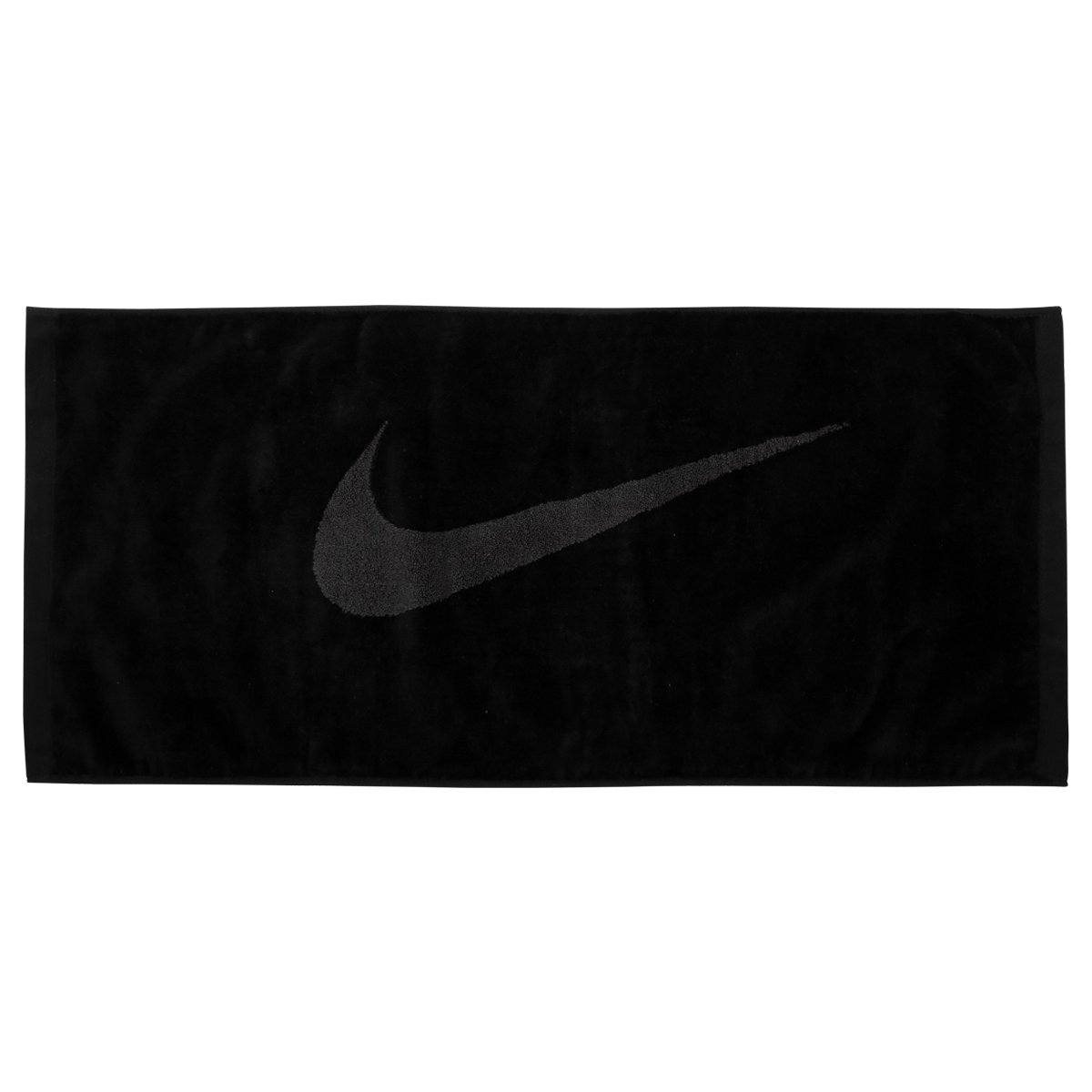 Toalha Nike Sports Preta e Cinza