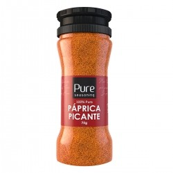 Páprica Picante Pure Seasoning 75g Pote Herbs