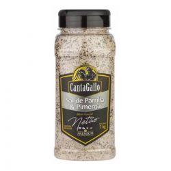 Sal de Parrilla e Pimenta Edição Especial Netão CantaGallo 1kg