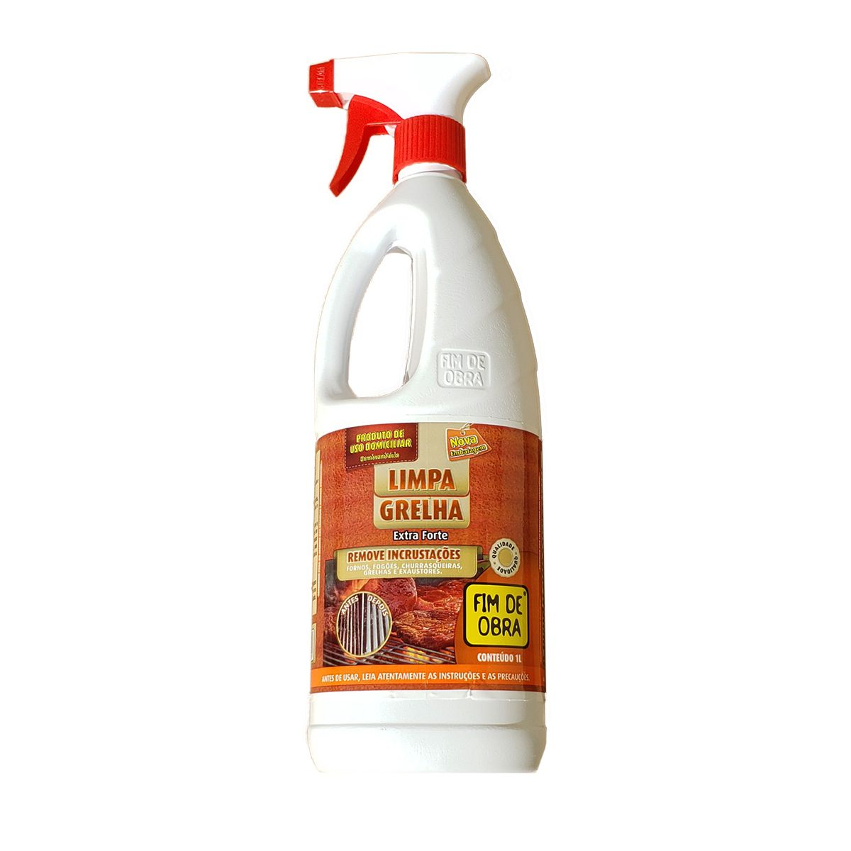 Limpa Grelha Borrifador 1 litro