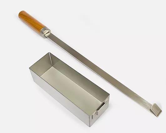 Smoke Box em Inox para Defumação Bold