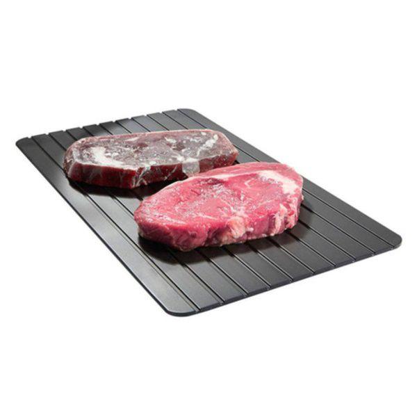 Tábua Descongelante de Alimentos - 30 x 21 cm