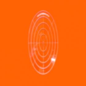 Régua para Patchwork Oval - Cristal
