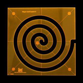 Régua para Quilting Espiral RQ008