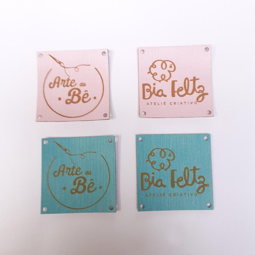 Etiqueta Candy Personalizada 3 X 3 CM - 50unid - Quadrado