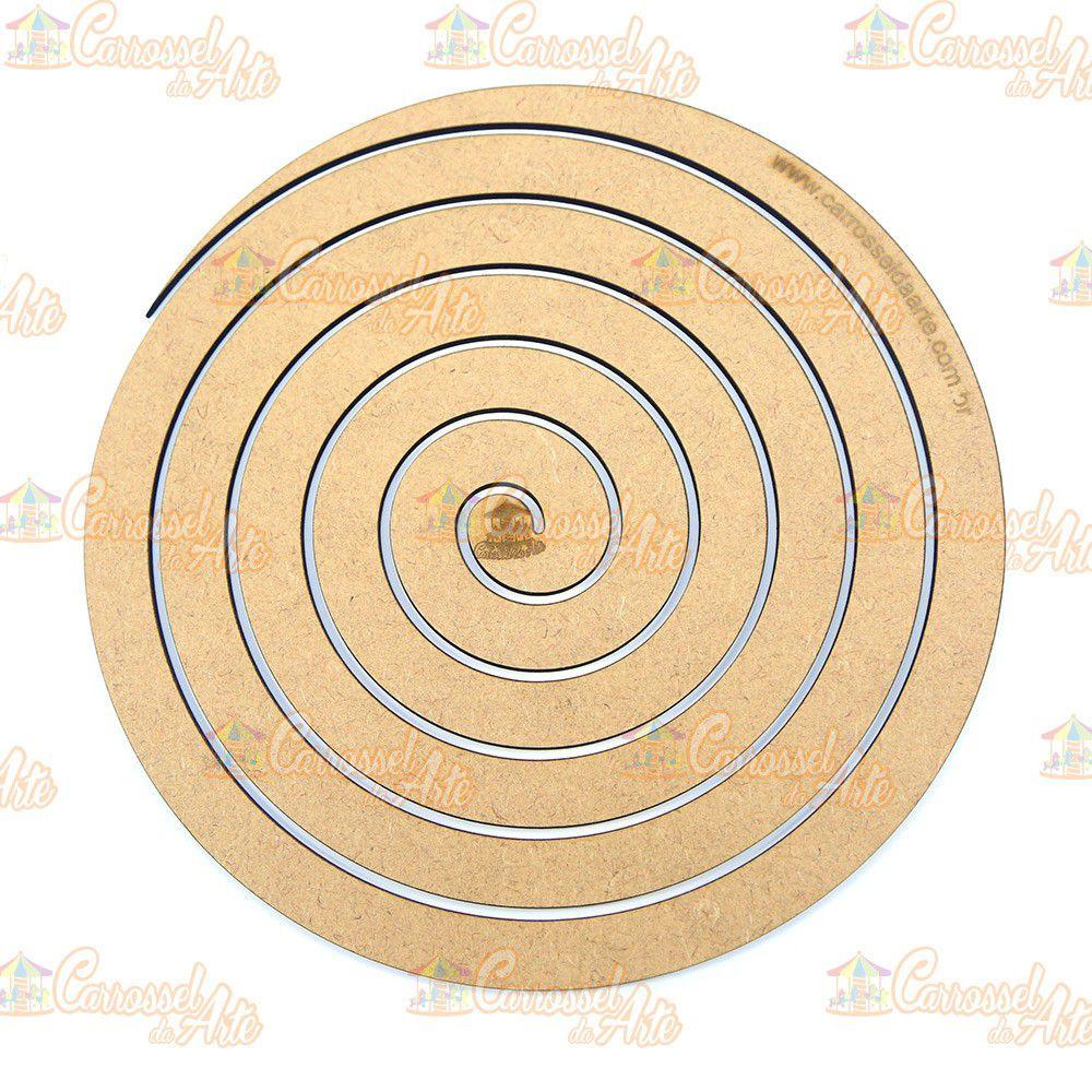 Gabarito Espiral Grande MDF G017