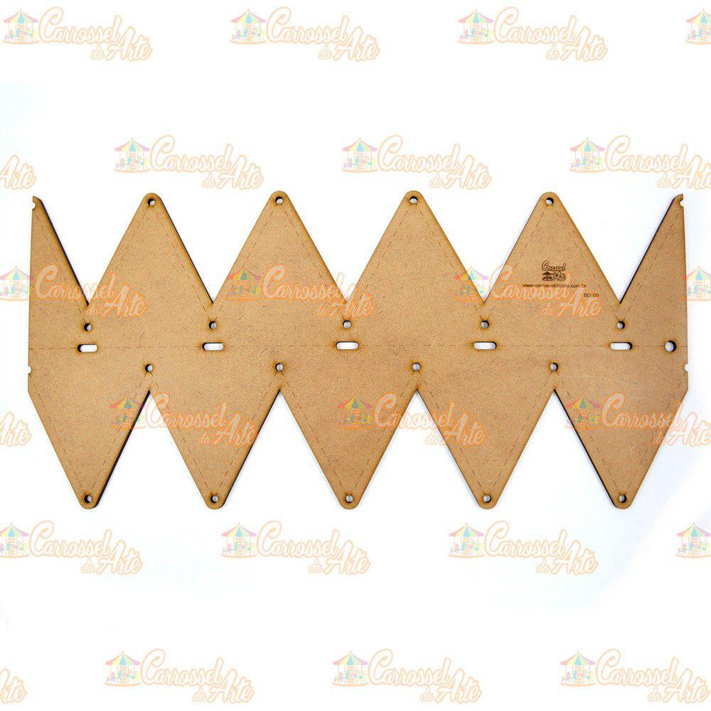 Régua para Barrado Duplo Triangulo G