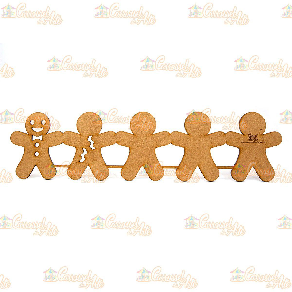Régua para Barrado Mdf Ginger Natal