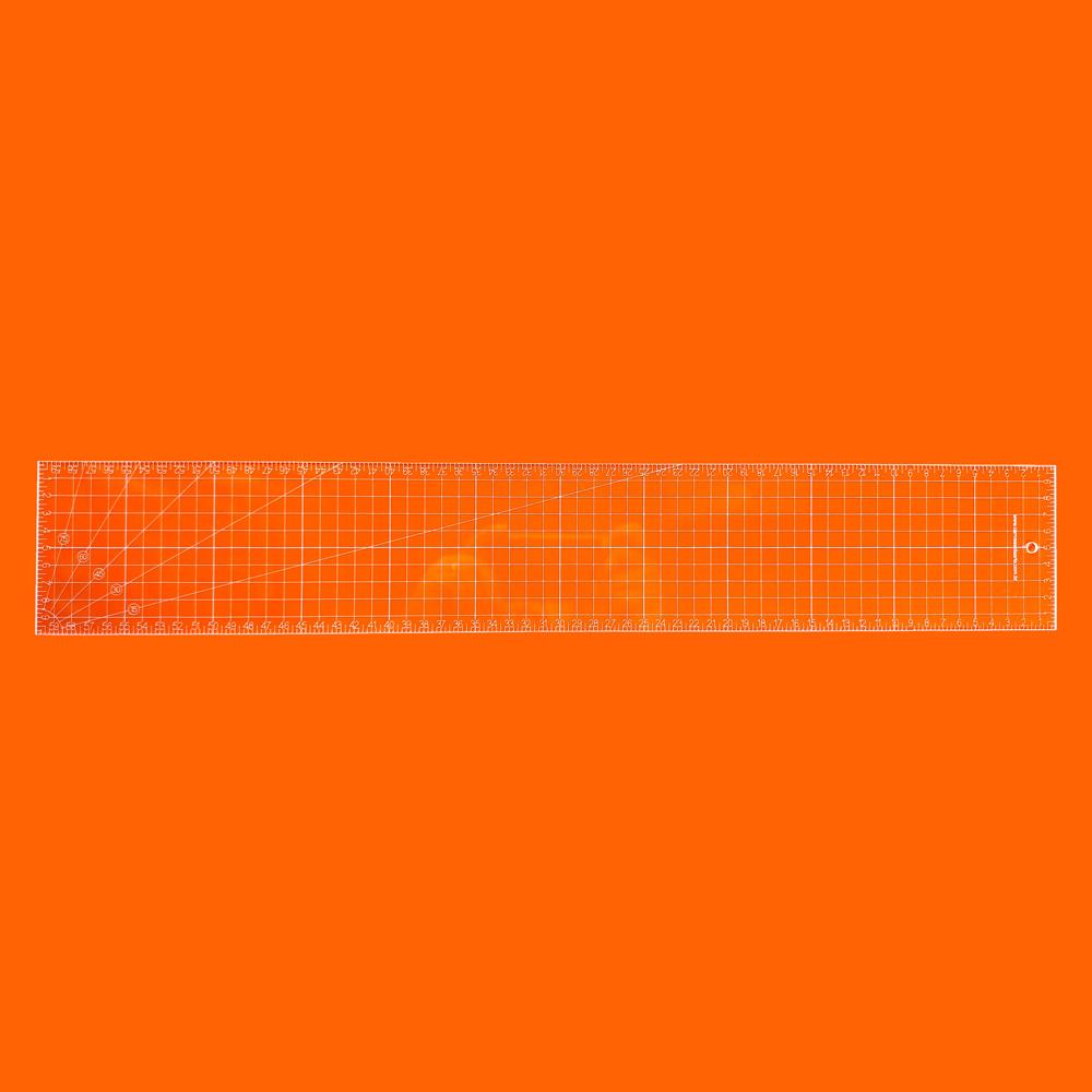 Régua Patchwork 10x60cm - Cristal