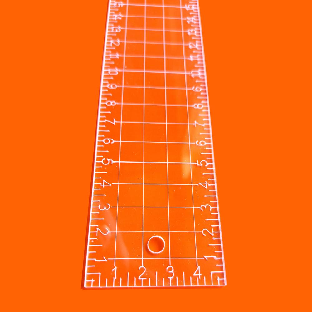 Régua Patchwork 5x60cm - Cristal