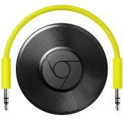 Google Chromecast Audio Hero Streaming Novo De Vitrine
