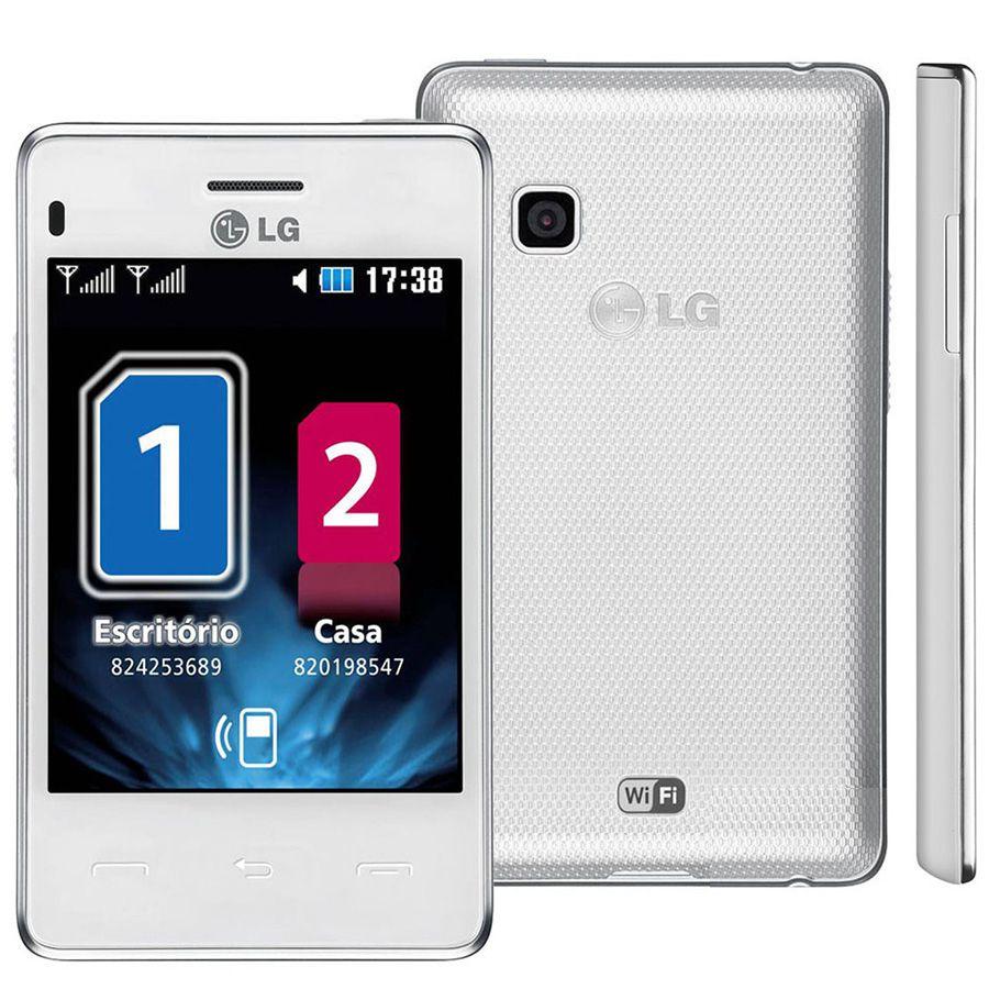 como rastrear o celular lg t375