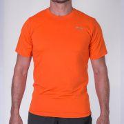 Camiseta M. Curta Hard Brisa UV50+ Masculina  Laranja Luna