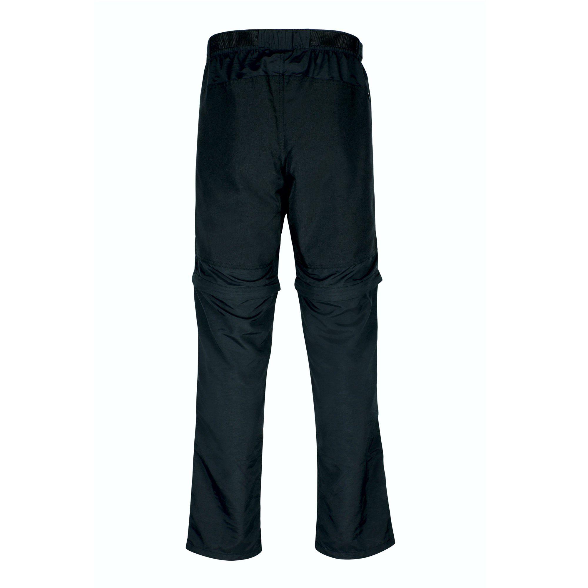 Calça-Bermuda Masculina reforçada com Cordura Hard Pro Mountain - Preta