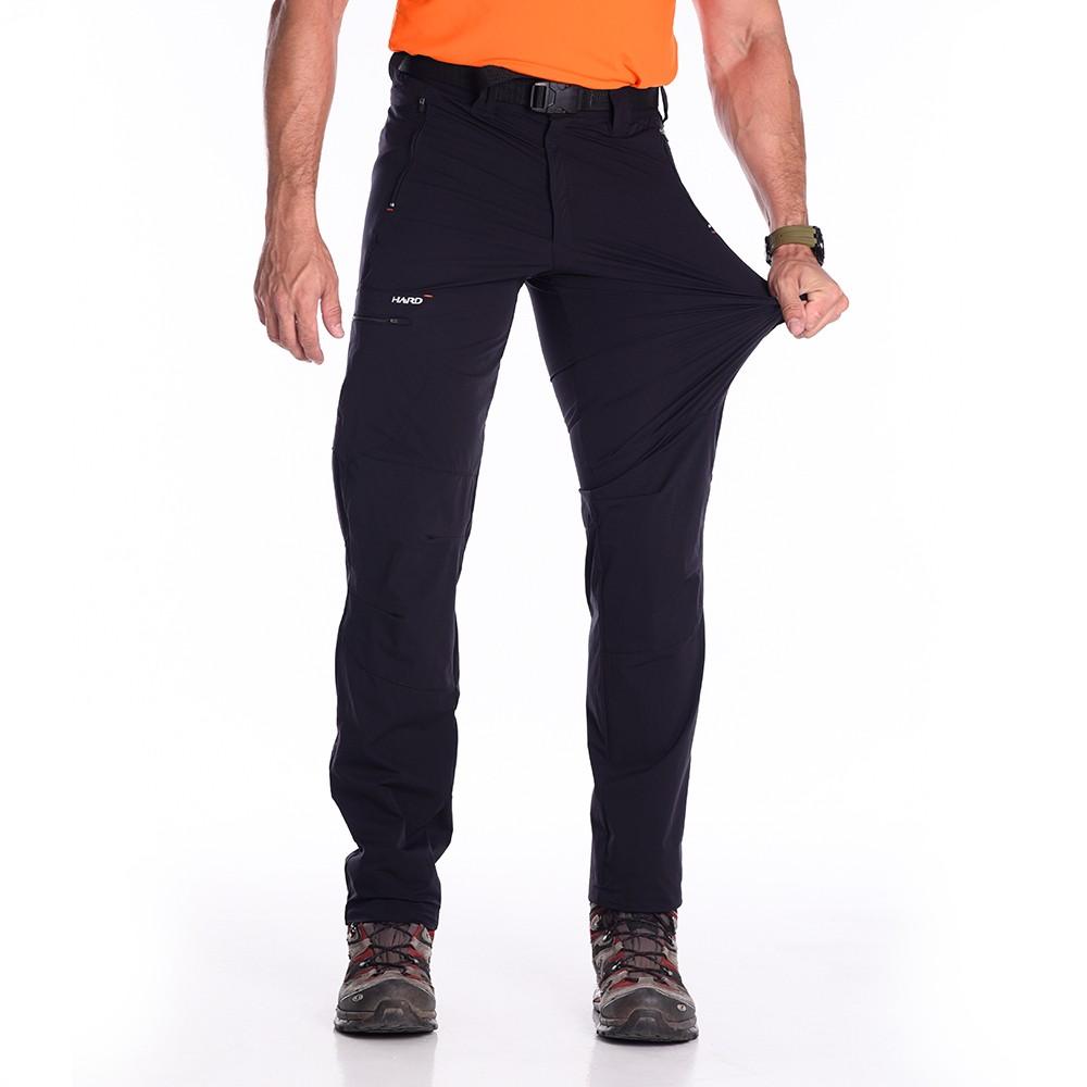 Calça Masculina Hard Elastic Summit Coleção Trekking and Mountain 2021  - Preta