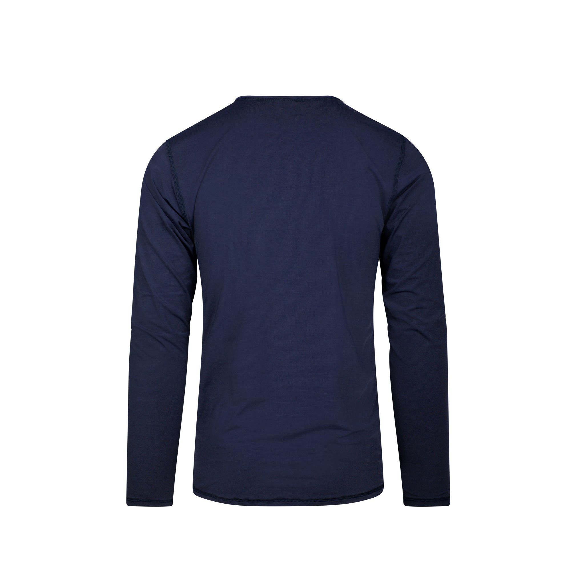 Camiseta Manga Longa Masculina Hard Duo-Outdoor Proteção Solar UV50+ - Azul Marinho