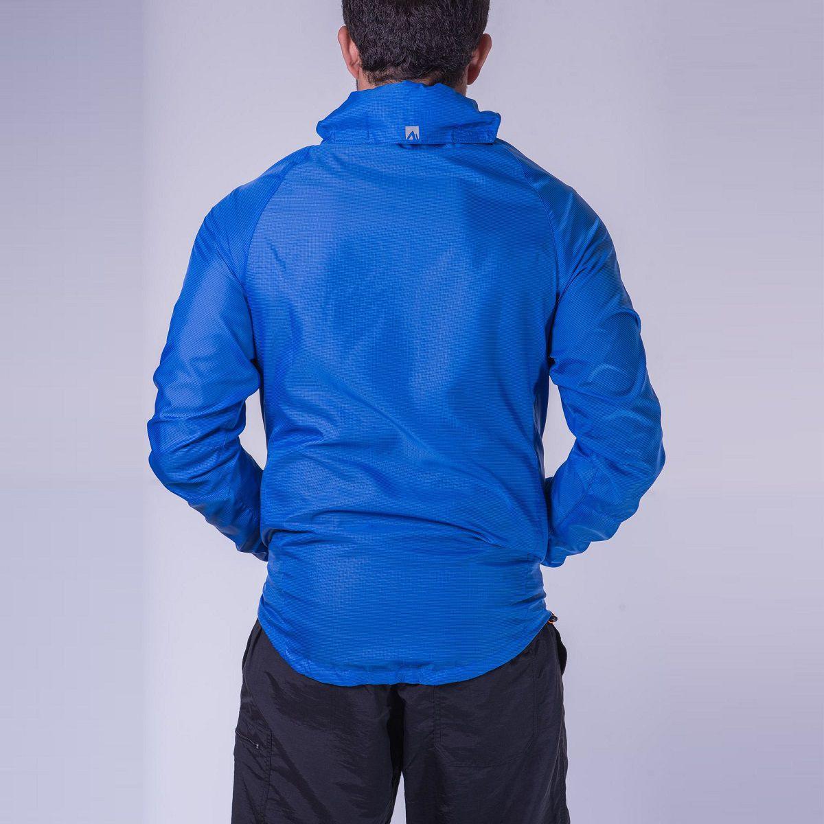 Jaqueta Corta Vento Masculina Hard wind - Azul Royal