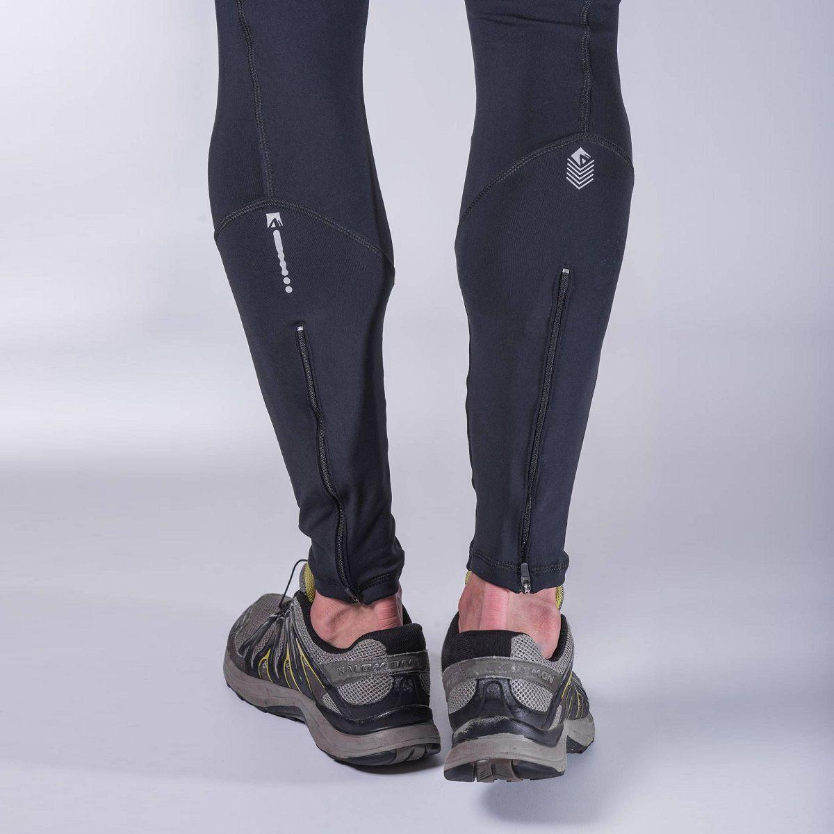 Legging Hard Black Trail Masculina Preta