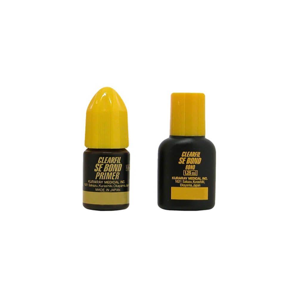 Adesivo Clearfil SE Bond Kit Primer + Bond - Kuraray