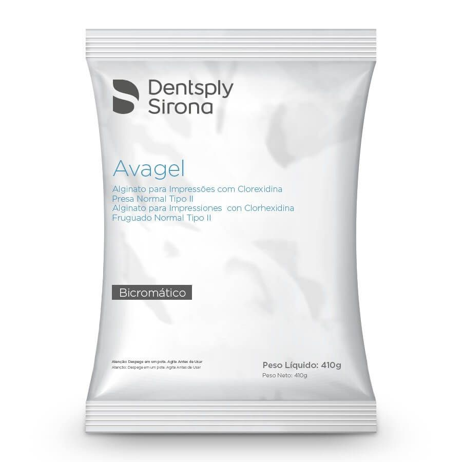 Alginato Avagel - Dentsply Sirona
