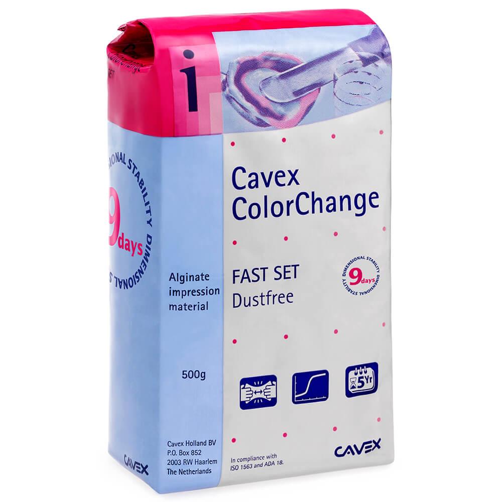 Alginato Cavex ColorChange - Cavex