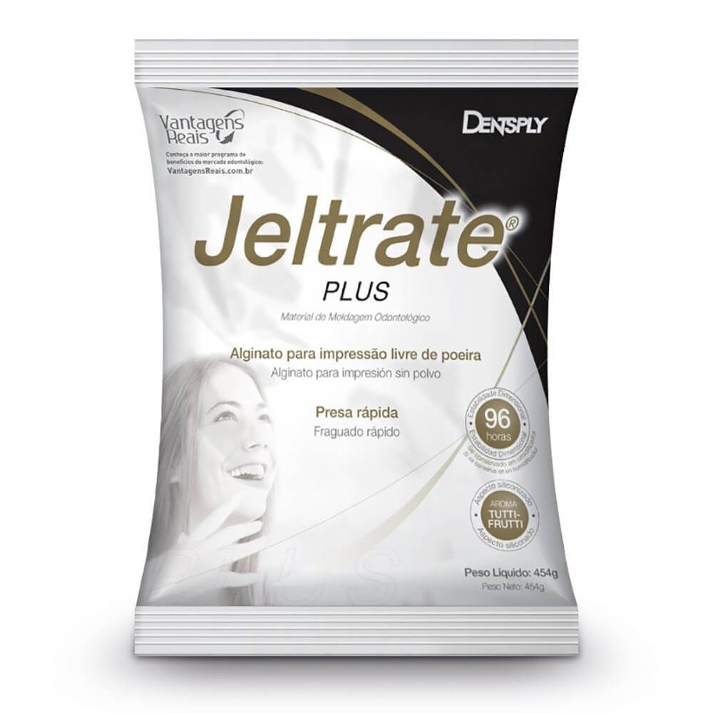 Alginato Jeltrate Plus - Dentsply