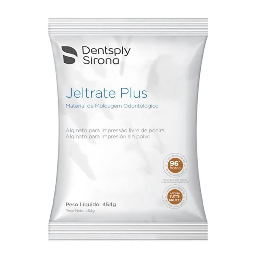 Alginato Jeltrate Plus - Dentsply Sirona (Val. 10/2020)